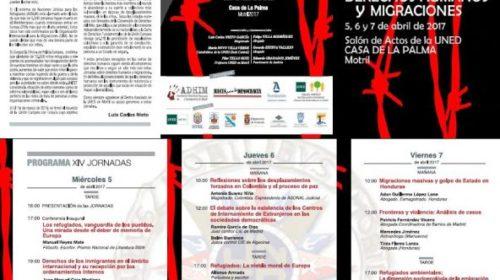 Jornada sobre Derechos humanos y migraciones