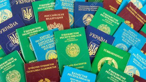 ¿Nunca os habéis preguntado de qué depende el color de un pasaporte u otro?