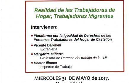 Jornada «Derechos de los trabajadores extranjeros en España»