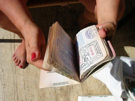 pasaporte de seguridad para refugiados