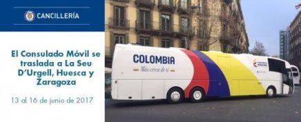 Consulado Móvil de Colombia