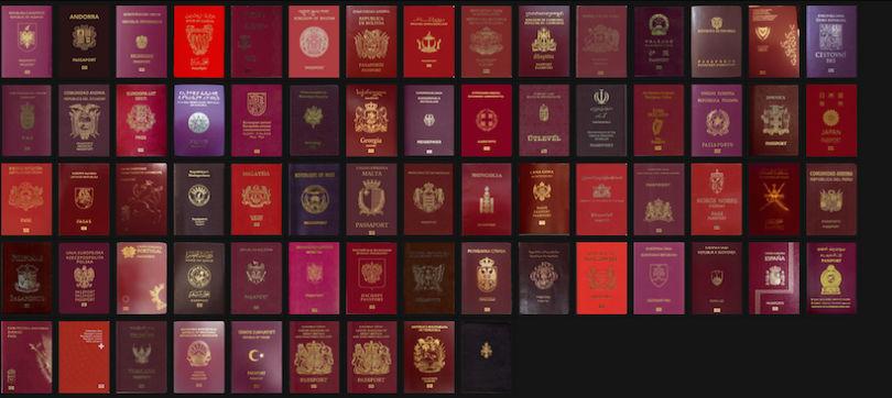 ranking de mejores pasaportes 2017