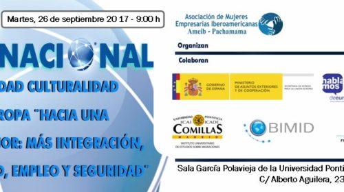 II Foro internacional Diversidad y Culturalidad en Europa