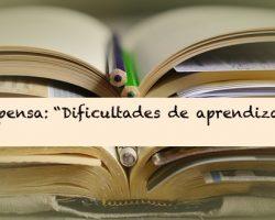 Casos de dispensa: Dificultades de aprendizaje