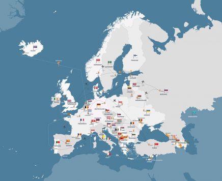 ¿Con qué autorizaciones se puede trabajar en otro país de la UE?