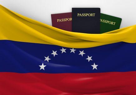 Prórroga de los pasaportes venezolanos