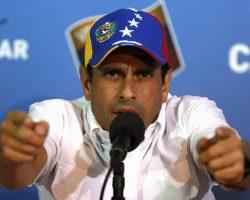 El Gobierno concede la nacionalidad española a los padres del opositor venezolano Henrique Capriles