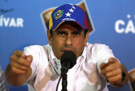 nacionalidad española a los padres del opositor venezolano Henrique Capriles