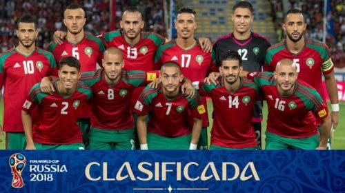 Marruecos se clasifica para el Mundial