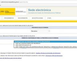 Autorizaciones de regreso y Certificados UE en Barcelona