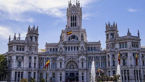 Aviso Oficina de Extranjería Madrid