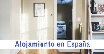Alojamiento en España como requisito de entrada