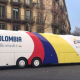Consulado móvil de Colombia. Marzo 2018