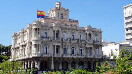 nacionalidad en el Consulado español en La Habana