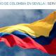 Aviso del Consulado de Colombia en Sevilla