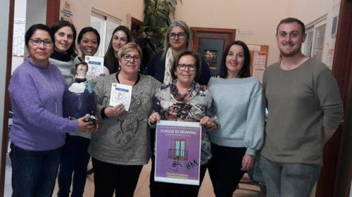 Las mujeres trabajadoras de hogar apoyan la huelga del 8M en Castellón