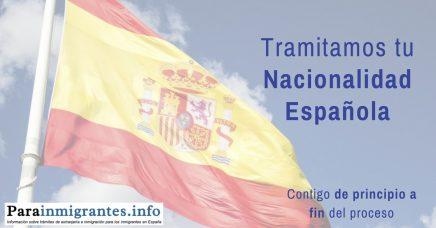 nacionalidad española abril 2018