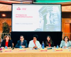 II Congreso de nacionalidad española: Instituto Cervantes