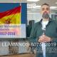 Estado de los expedientes de nacionalidad de 2016, 2017 y 2018