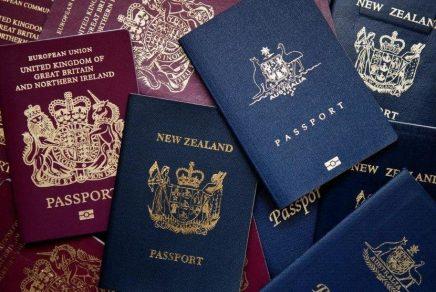 mejores pasaportes 2018