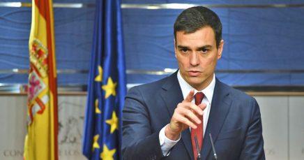 """Sánchez revisará la Ley de Extranjería para """"flexibilizar"""" la entrada en España"""