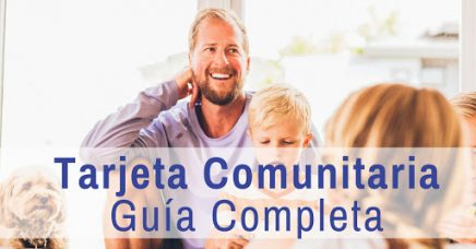 ¿Cómo solicitar la tarjeta comunitaria?: GUÍA COMPLETA EN VÍDEO