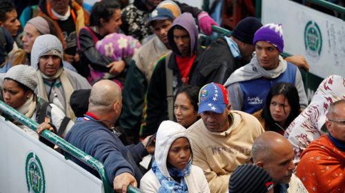 ACNUR informa sobre protección internacional a nacionales venezolanos en España
