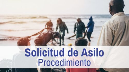 ¿Cómo solicitar asilo en España?