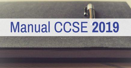 manual ccse 2019