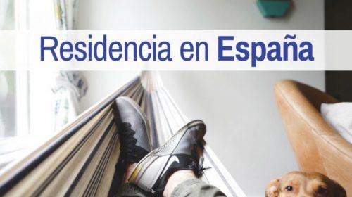Conseguir el permiso de residencia después de entrar a España