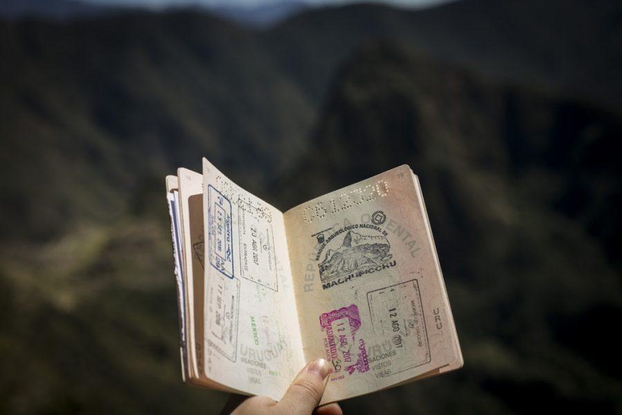 visa pasaporte