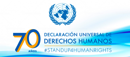 declaracion universal ddhh 70 aniversario