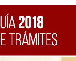 Guía de trámites más solicitados – Ministerio del Interior 2018