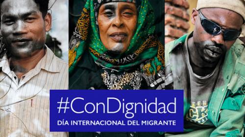 Día Internacional del Migrante – 18 de diciembre