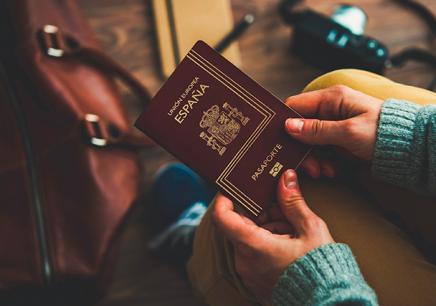pasaporte español travel partners