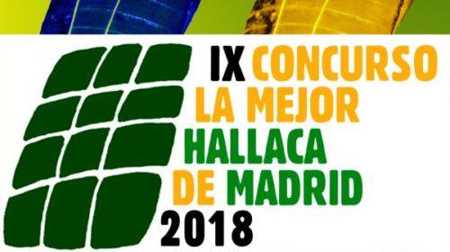 Concurso gastronómico venezolano en Madrid