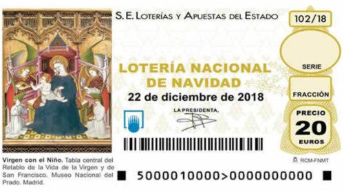 La suerte de la Lotería de Navidad 2018 llega a los extranjeros