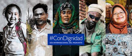 dia internacional del migrante