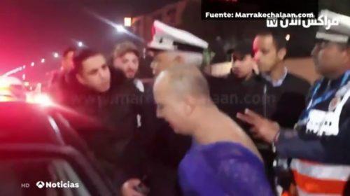 Hombre marroquí pide asilo en Europa por vestirse de mujer
