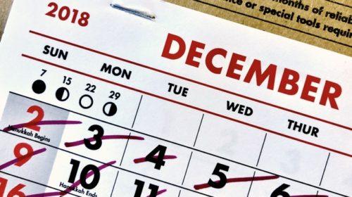 Tiempo de tramitación expedientes de Extranjería. Diciembre 2018