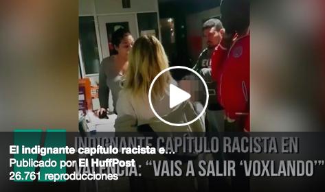 Deplorable caso de racismo y análisis del repunte racista en España