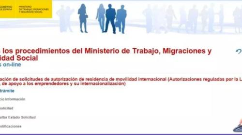 Plataforma de presentación de expedientes por la Ley 14/2013