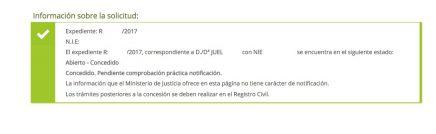 concesiones de nacionalidad: Juel por contencioso