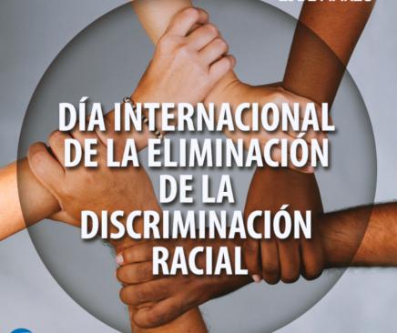 día internacional eliminación discriminación racial