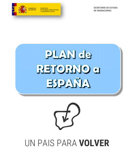 Plan Retorno España