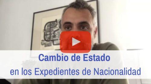 Aumento de expedientes de nacionalidad española en calificación