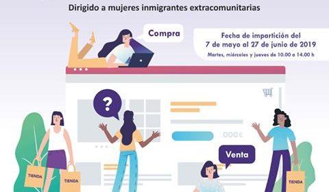 Formación y empleo para mujeres inmigrantes