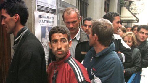 Ocupación e inmigraciónilegal de trabajadores extranjeros