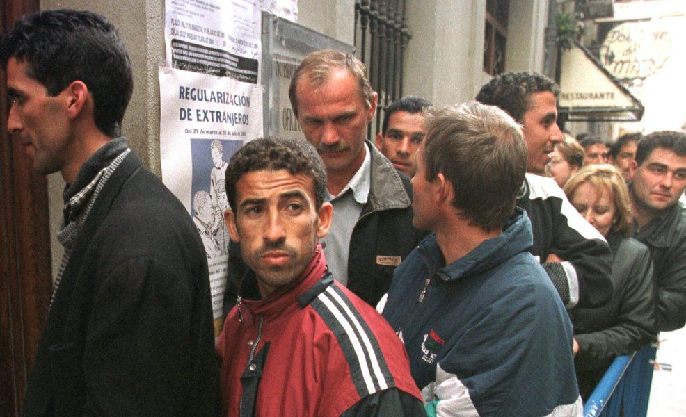 inmigracion ilegal trabajadores ocupacion