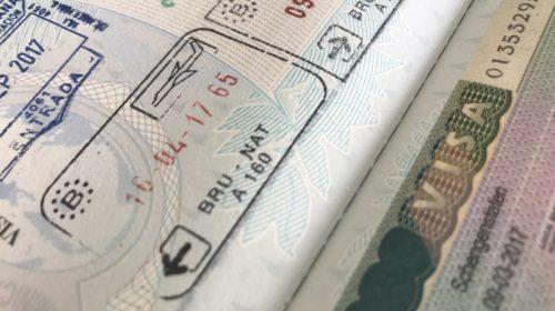 Visados concedidos en oficinas consulares 2018